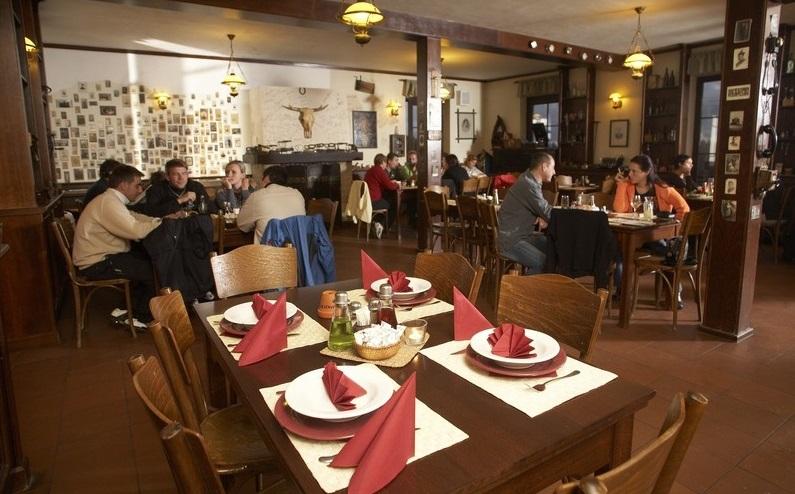 Golfurlaub-Malevil-Restaurant